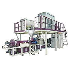 Twin Screw Co-Rotary Extrusion Machines