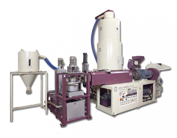CR-AWD Plastic Film / Bottle Recycle Machine