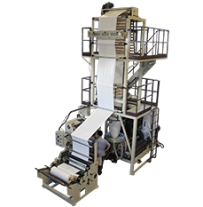 CT-ABA ABA Co-Extrusion Blown Film Machine