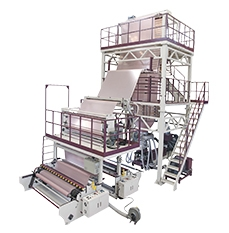 High Speed LDPE/LLDPE Blown Film Machine