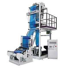 CT-SHE/SLE HDPE/LDPE Super High Speed Blown Film Machine