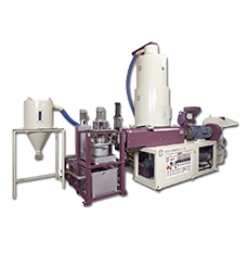 Plastic Film / Bottle Recycle Machine (Single Station Model)
