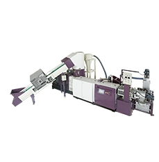 3 in 1 Single Stage Recycle Machine