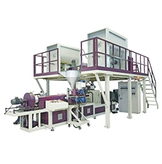 EKA Series Co-Rotary Twin Screw Extruder