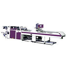 Fully Automatic One Track T-shirt Bags Making Machine