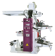 Gear Type Offline Flexographic Printing Machine